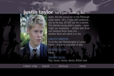 Profile of Justin Taylor